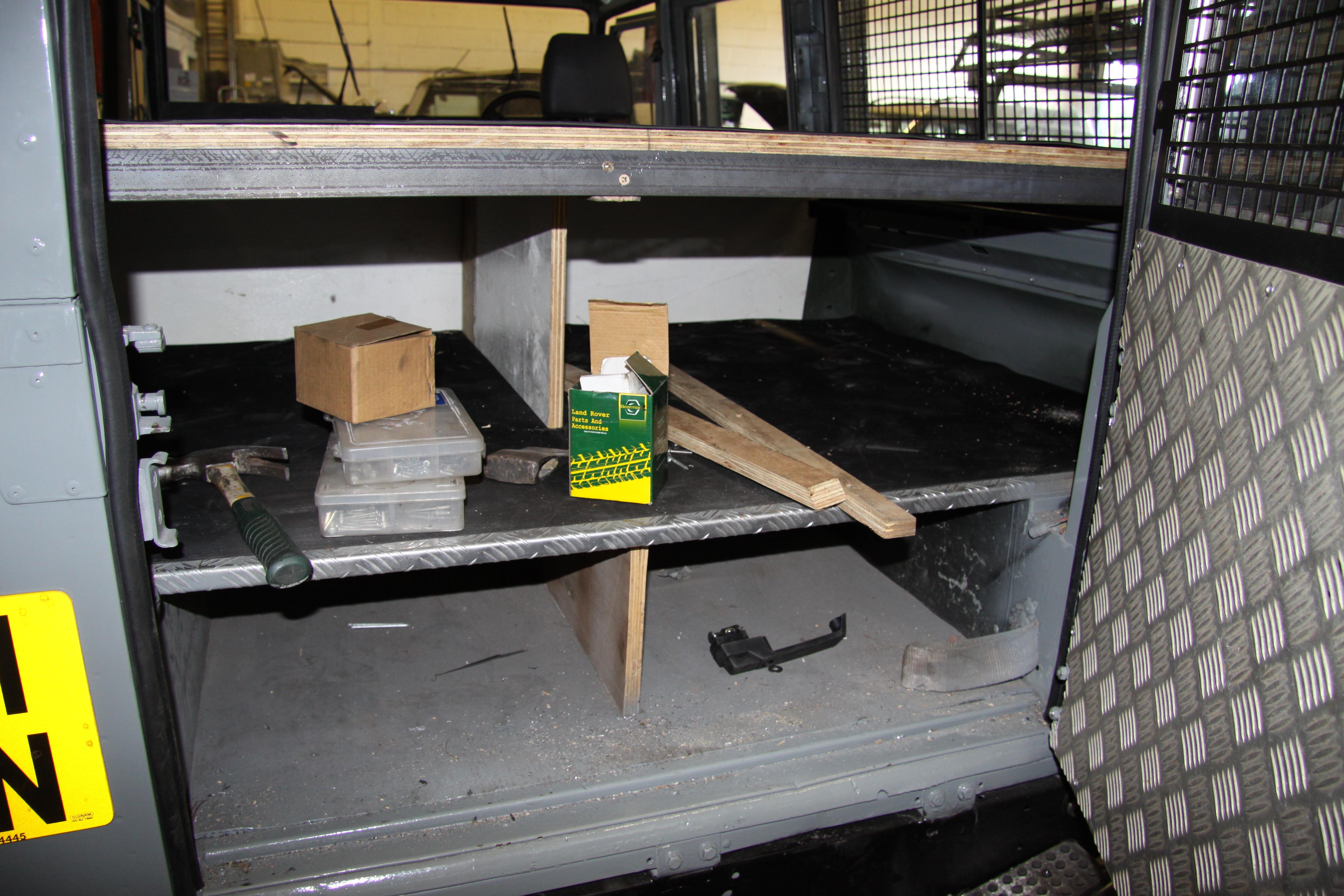 Vehicle Bermuda Rover