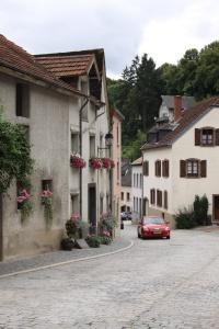 The main road through Vianden