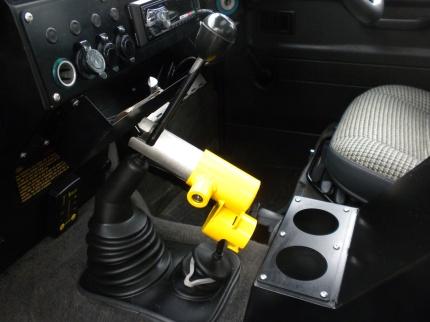 X-Eng gear lock