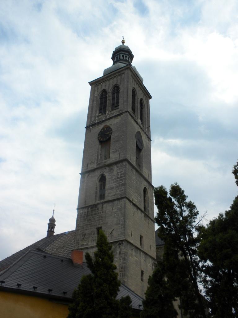 St. Barbara's Church, Kutna Hora
