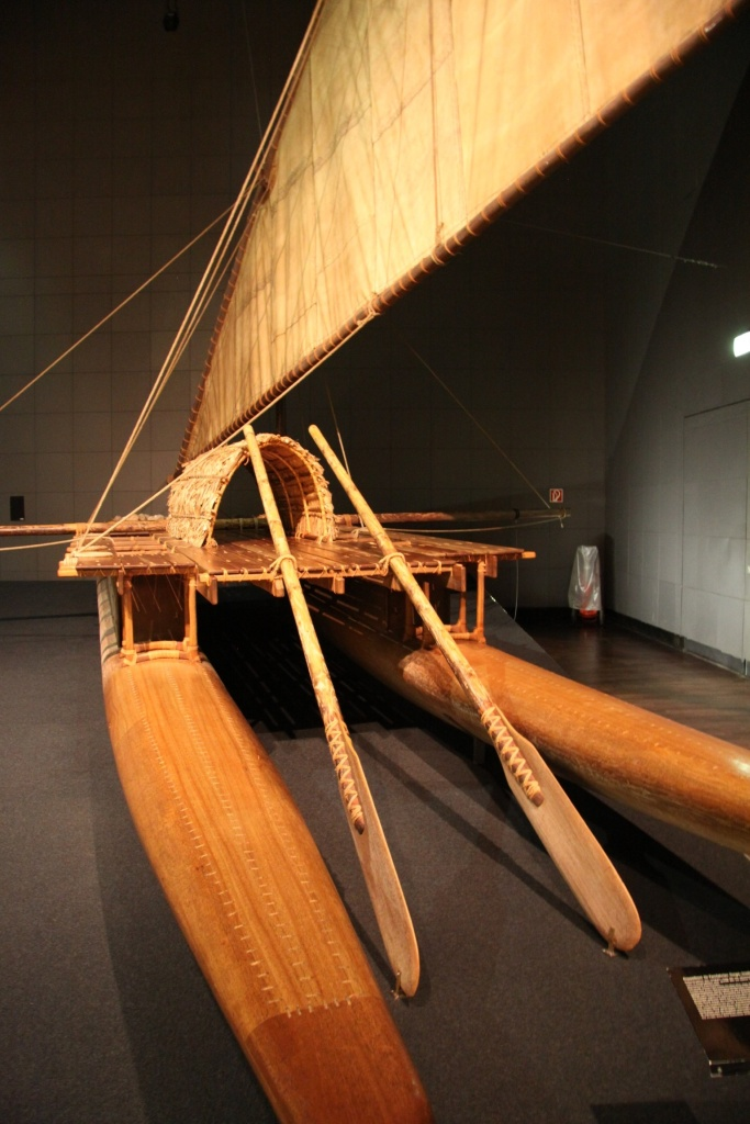 Large traditional boat