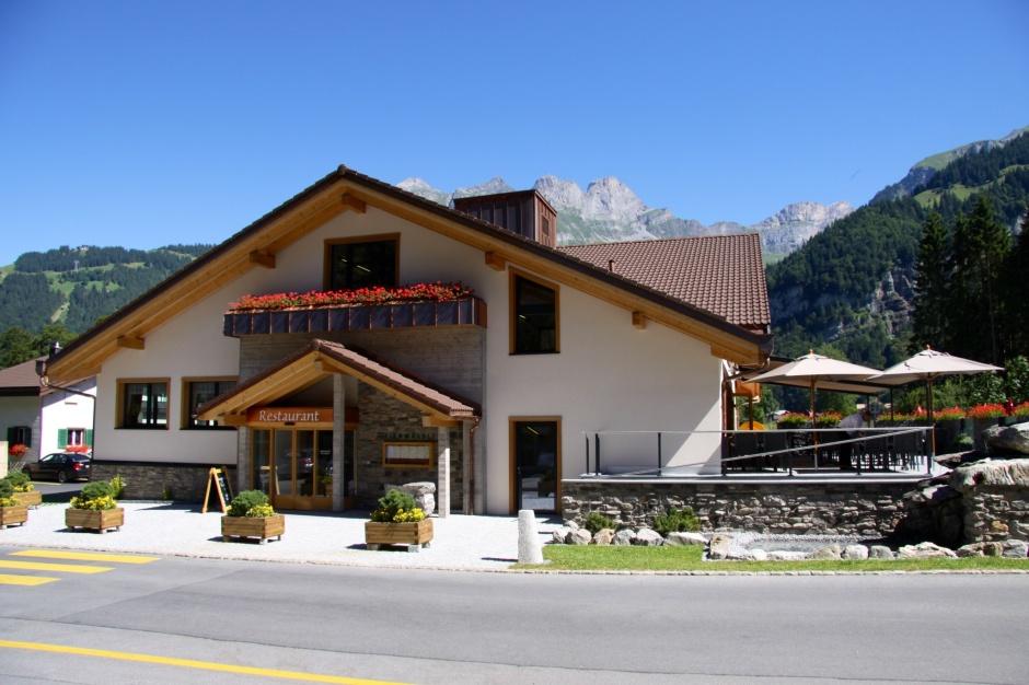 Restaurant at campsite