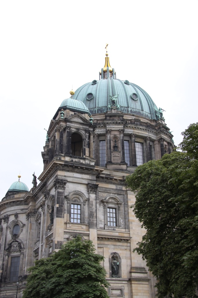 The Berliner Dome - Protestand Church.