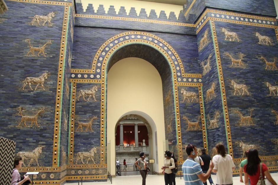 The Ishtar Gate of Baylon