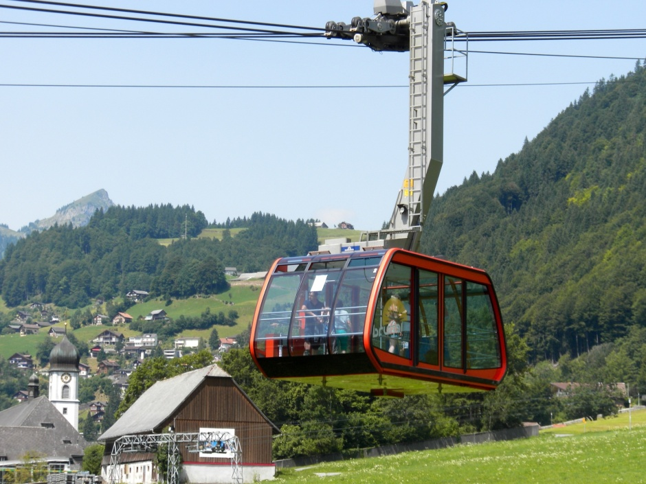 Brunni cable car