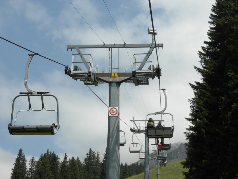 Brunni ski-lift