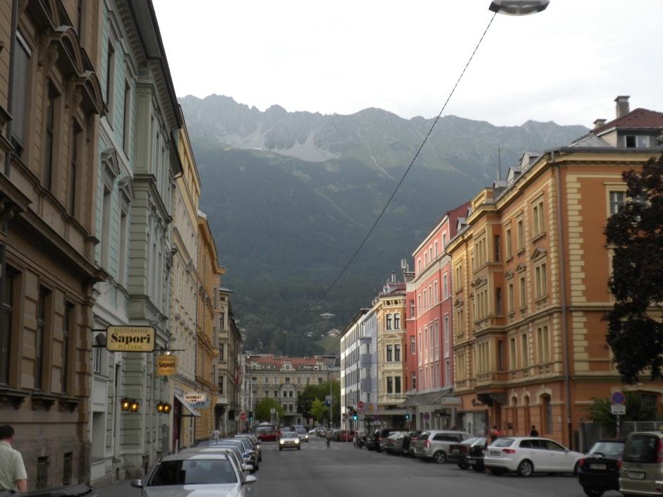 Street view, Innsbruck