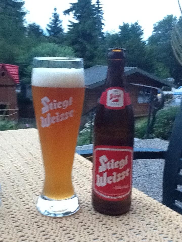 Stiegl Weisse Bier
