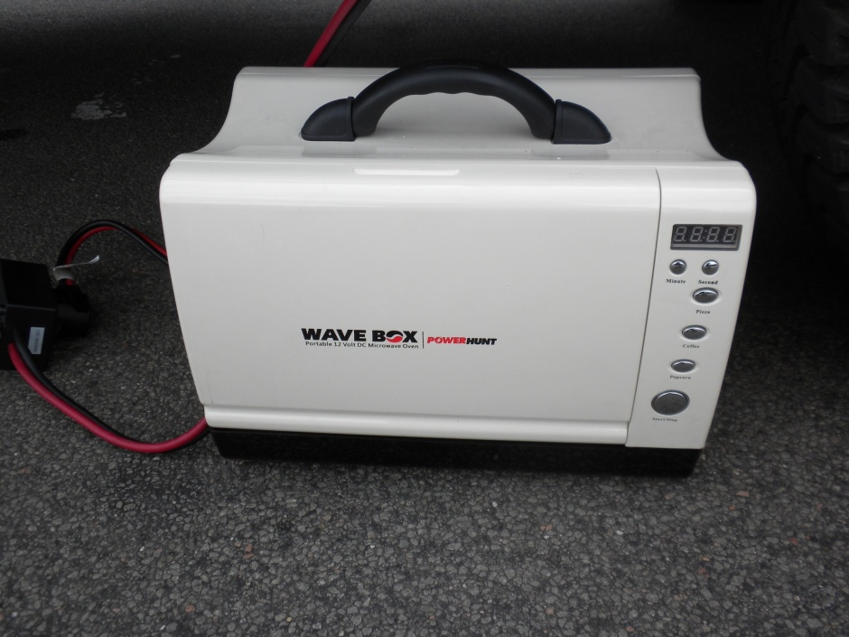 The Power Hunt Wavebox microwave
