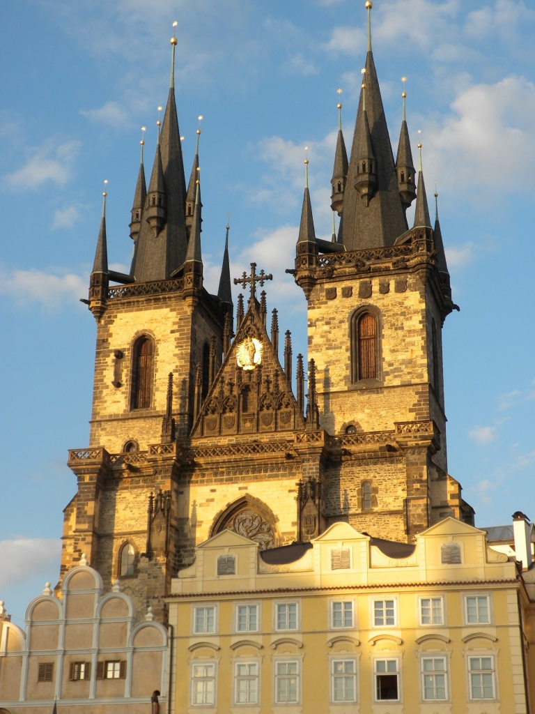 Church in the Old Town Square, Prague