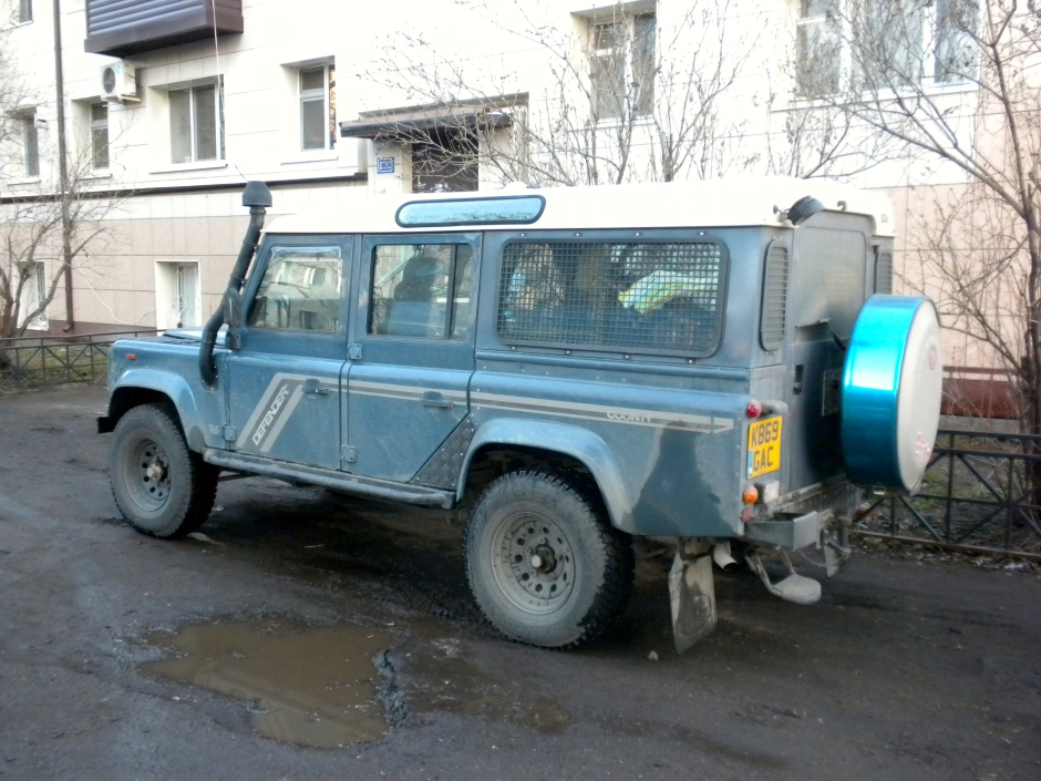 Dirty Defender