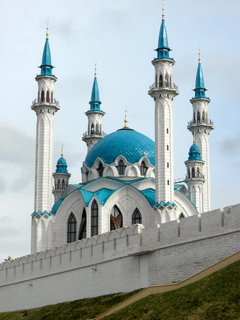 Kazan Kremlin Mosque