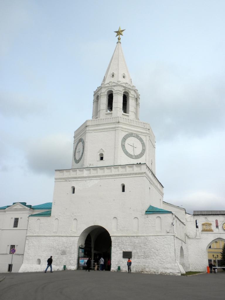 Kremlin entrance gate