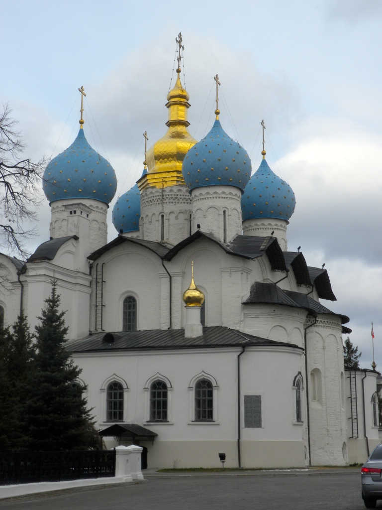 Annunciation Cathedral in the Kremlin