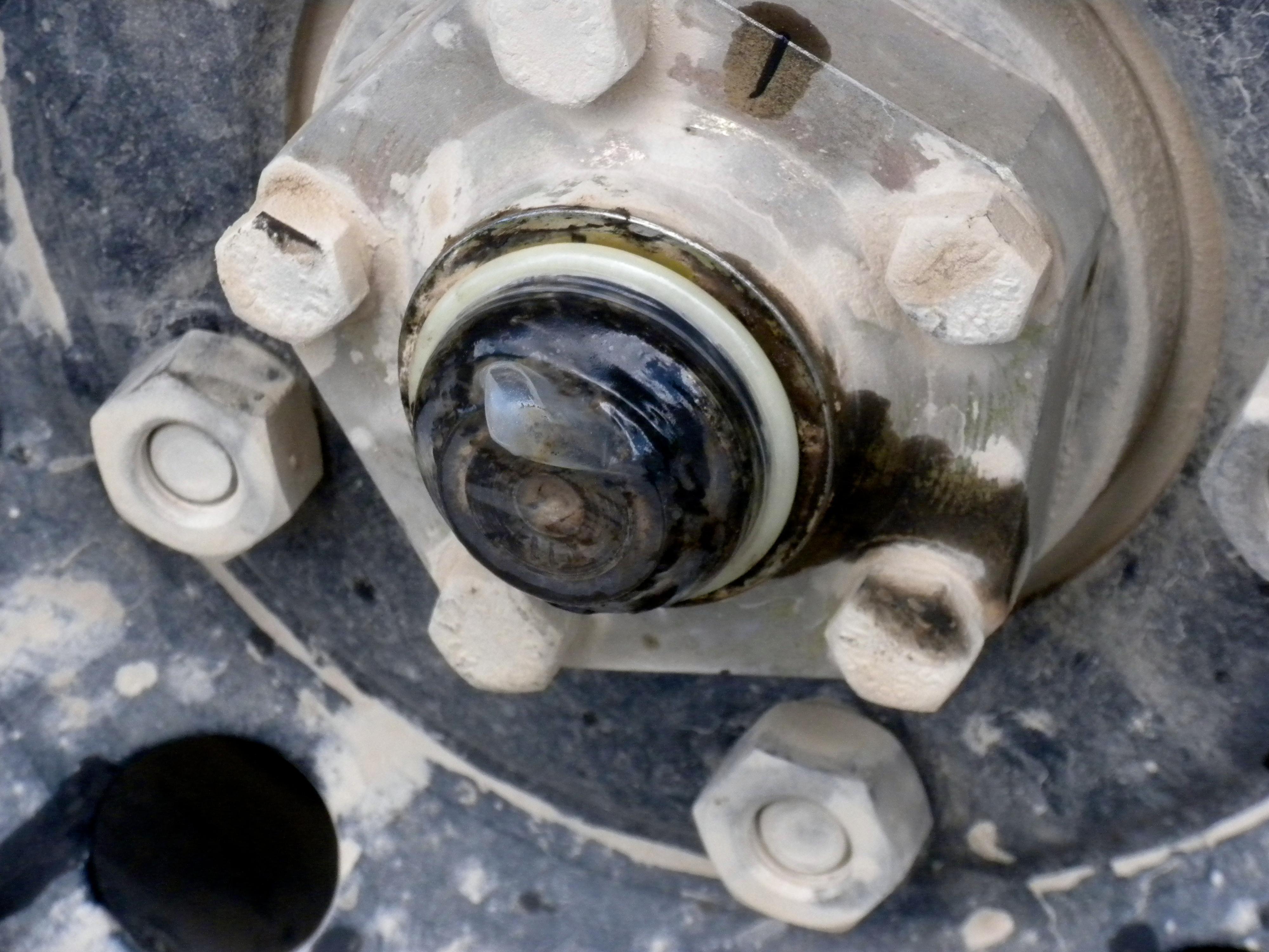 Lost En Drive Flange Cap Bermuda Rover-7597