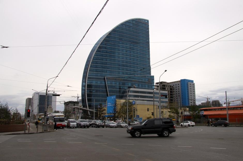 The Blue Sky Building