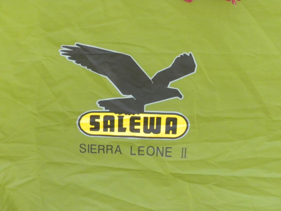 Salewa Sierra Leone II tent