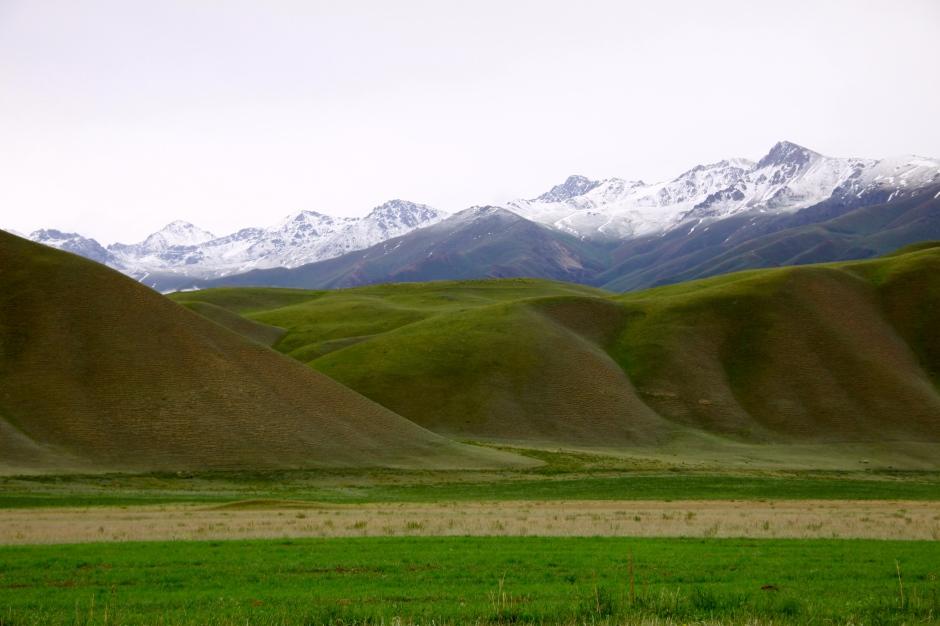 Susuumyr Valley