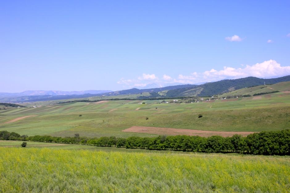 The Fergana Valley - Kyrgyzstan