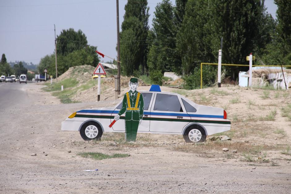 Paper Policeman