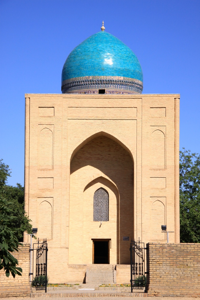 Bibi-Khanym Mausoleum