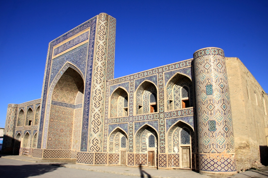 Abdullah Khan Madrassa (1558)