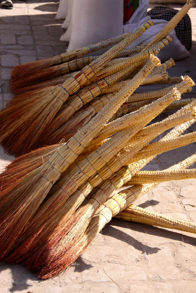 Corn brooms for sale
