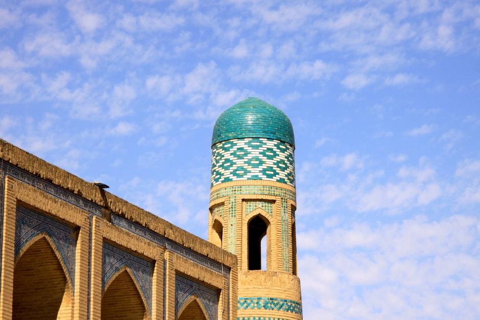 Yet another minaret