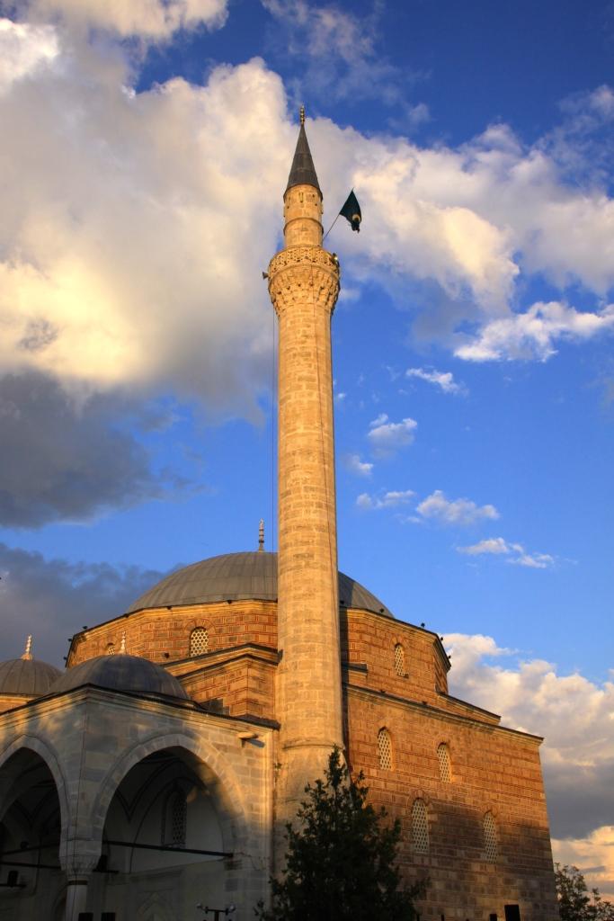 Mustafa Pasha Mosque (1492)