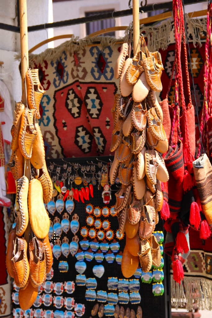 Leather shoes for sale - old town