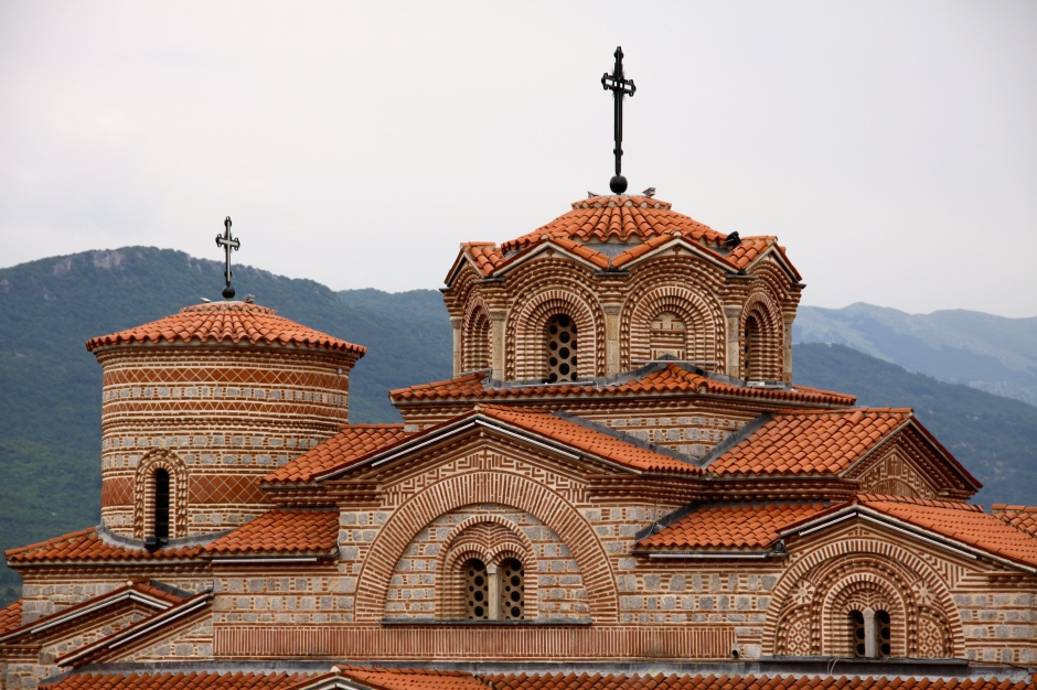 St. Clement's Church, Ohrid