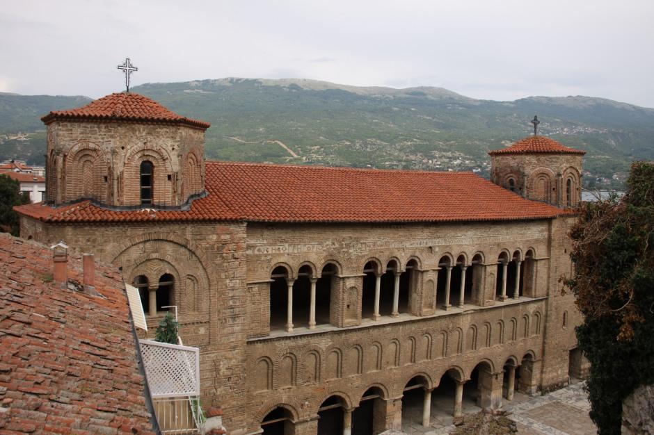 Church of St. Sophia - rear view