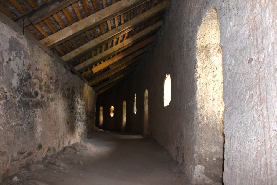 The Defensive Gallery - Harman Fortified Church