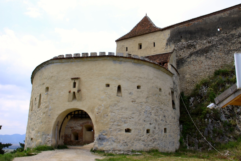 Second gate into the Fortress