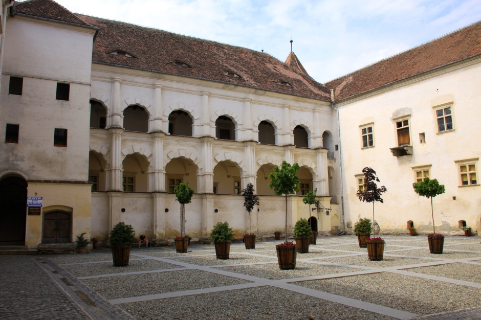 The Inner Courtyard