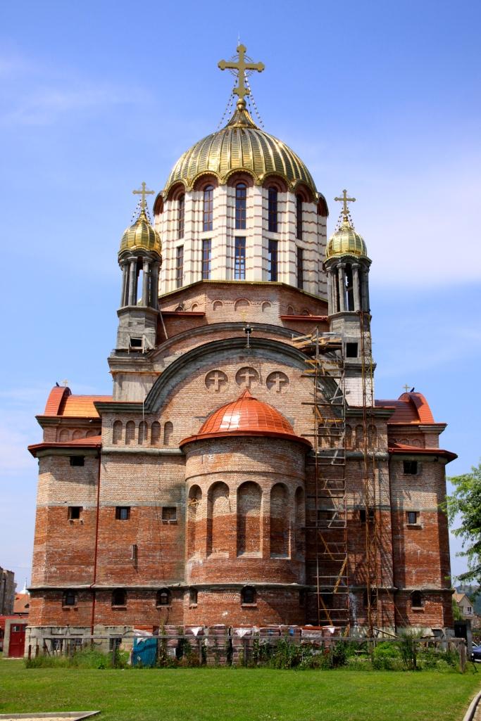Fagaras Cathedral