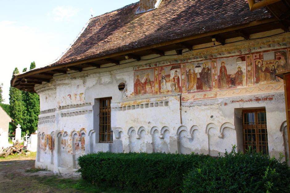 'Grui Church for the Nativity of St. John the Baptist' in Saliste, Romania
