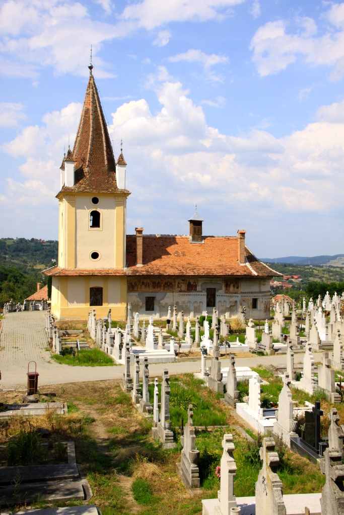 'Grui Church for the Nativity of St. John the Baptist' in Saliste, Romania