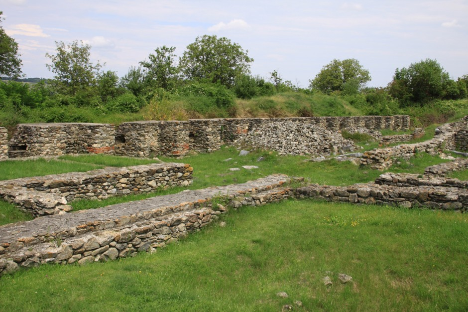 Ruins of the Procurator's Palace