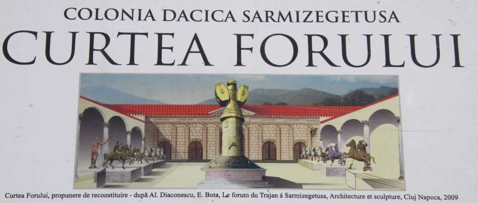 Artist impression of the Forum