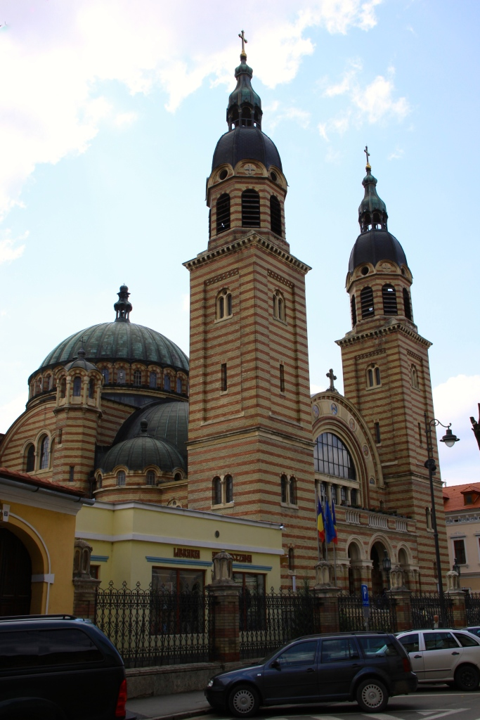 Romanian Orthodox Cathedral (1906)