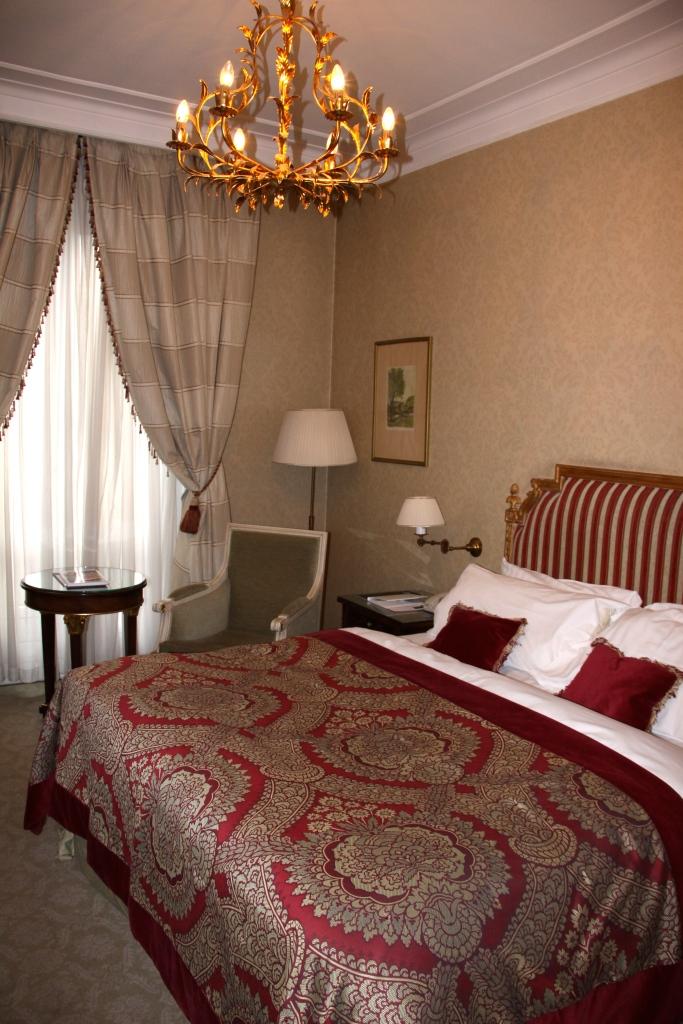 My room at the Sheraton