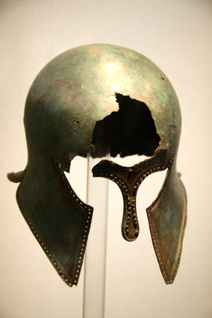 Helmet (6th century BC)