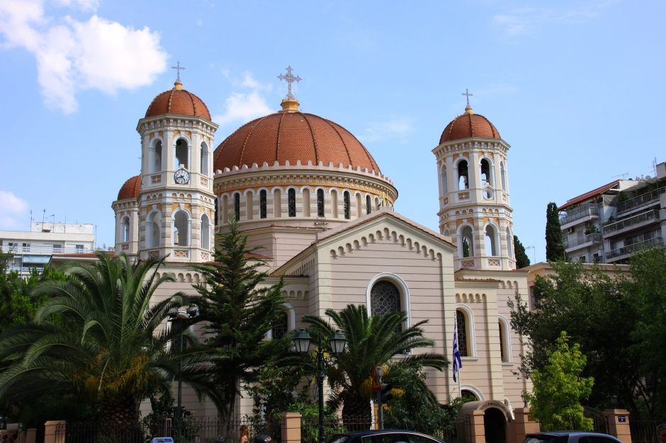 Church in Thessaloniki