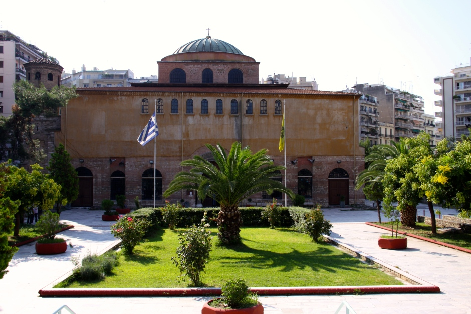 The Hagia Sofia - a 7th century Byzantine church