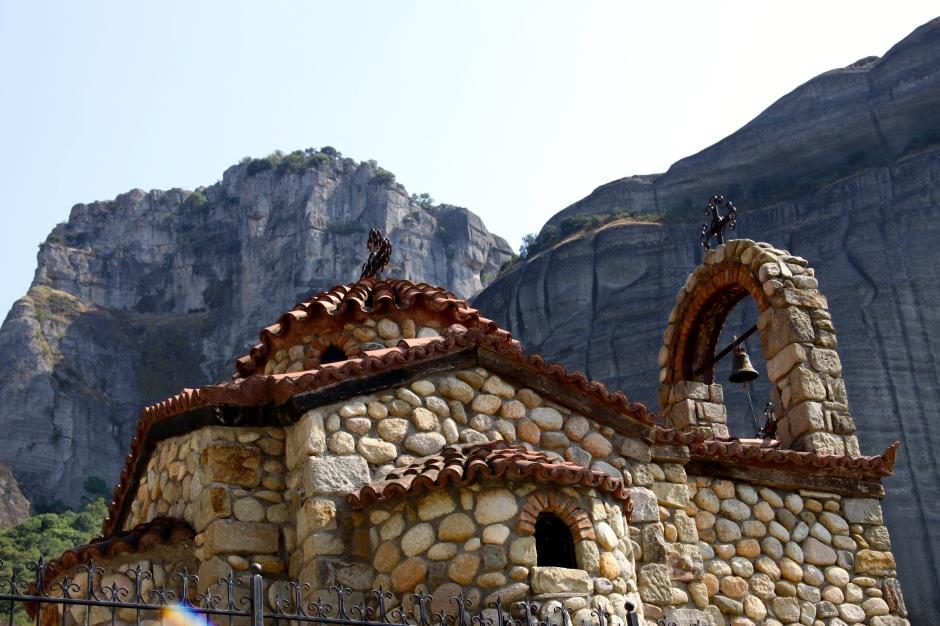 Old church in Old Kastraki