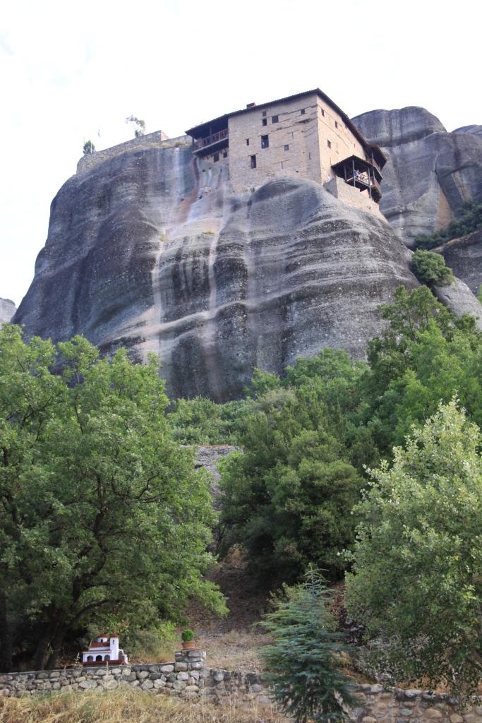 Monastery of St. Nicholas Anapafsas