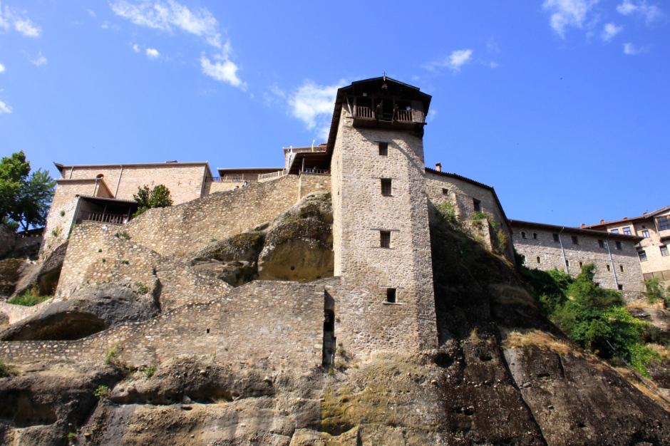 Monastery of Megalo Meteoro