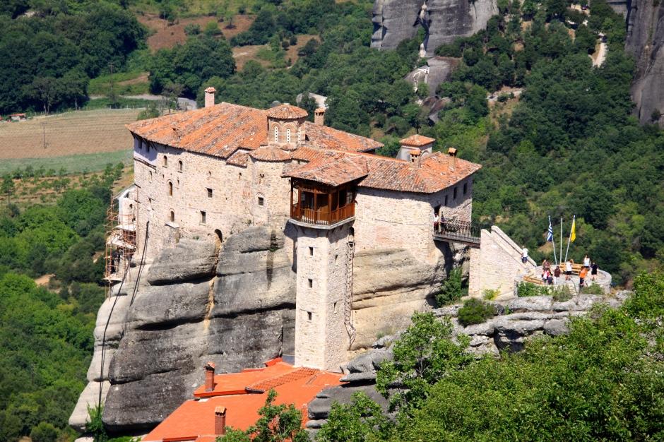 Monastery of Roussanou