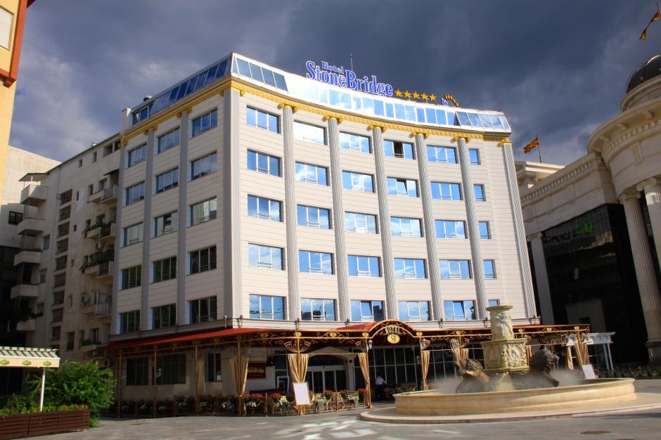The Stone Bridge Hotel